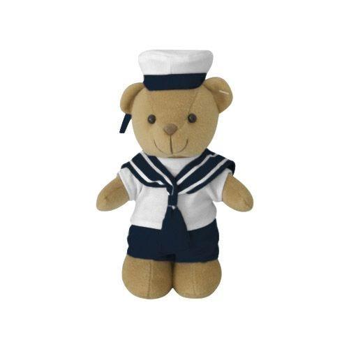 Mil-Tec Teddybjørn - Navy