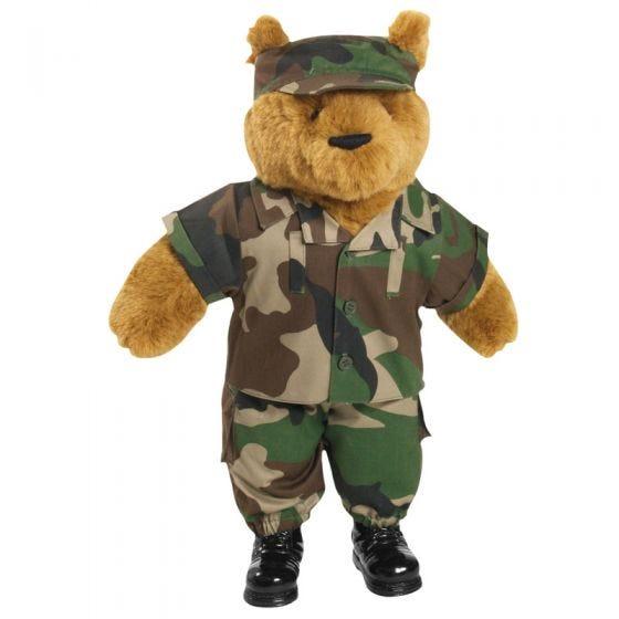 Mil-Tec Sæt til Stor Teddybjørn - CCE