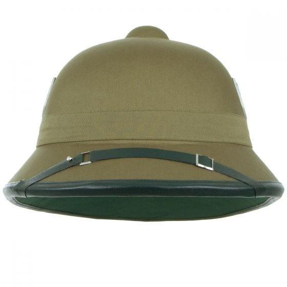 Mil-Tec Wehrmacht Tropical Hjelm med Briller