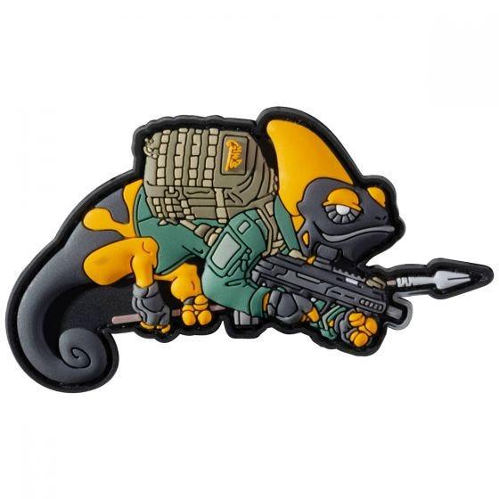 Patchlab Chameleon Patrol Line Mærke - Yellow/Green