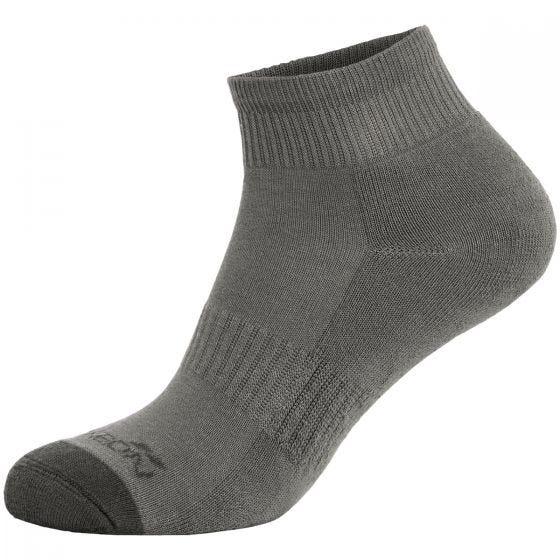 Pentagon Sokker med Lavt Snit - Wolf Grey