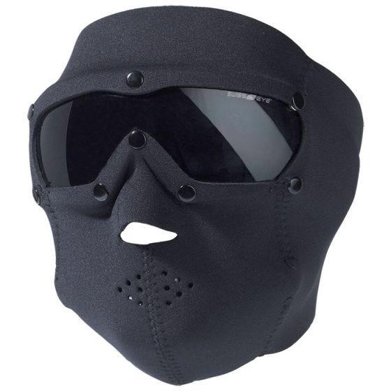 Swiss Eye Neoprene Face Mask Black Smoke Lens
