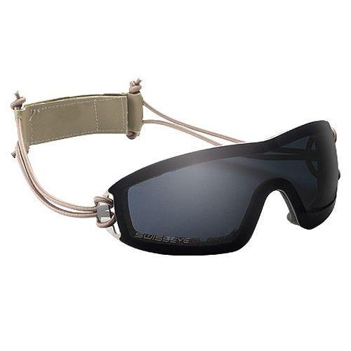 Swiss Eye Tactical Infantry Goggle Smoke Lens