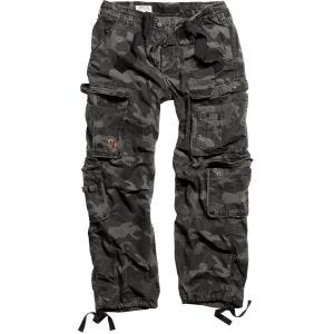 Surplus Airborne Vintage Bukser - Black Camo