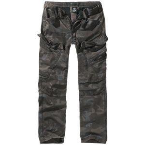 Brandit Advet Slim Fit Bukser - Dark Camo