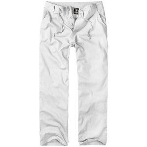 Brandit Brady Bukser - Hvid