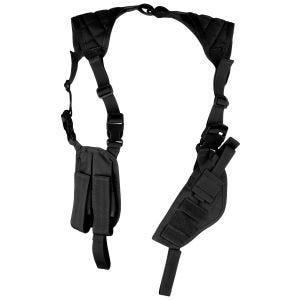 Condor Vertical Shoulder Holster Black
