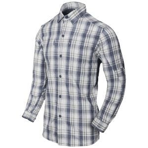 Helikon Trip Skjorte - Indigo Plaid