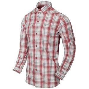 Helikon Trip Skjorte - Red Plaid