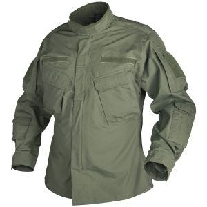 Helikon CPU Skjorte - Olivenfarvet