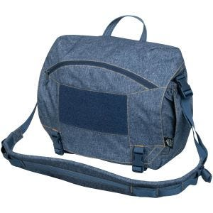 Helikon Urban Stor Bæretaske - Melange Blue