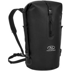 Highlander Troon Drybag 45L Duffle Bag Black
