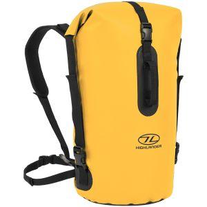 Highlander Troon Drybag 45L Duffle Bag Yellow