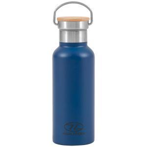 Highlander Campingflaske 500 ml - Blå