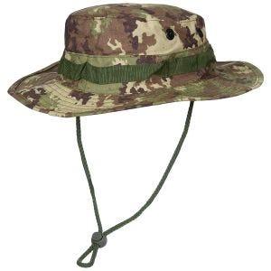 MFH GI Bush-hat Ripstop - Vegetato Woodland