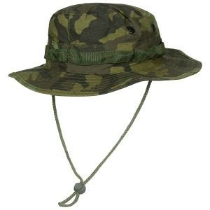 MFH GI Bush-hat Ripstop - Czech Woodland