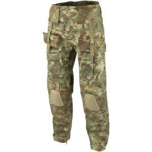 Mil-Tec Warrior Bukser med Knæpuder - Arid Woodland