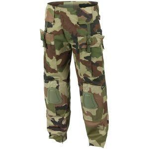 Mil-Tec Warrior Bukser med Knæpuder - CCE