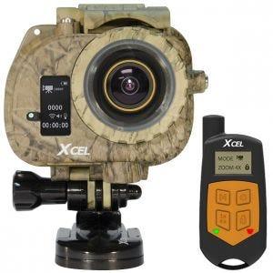 Xcel HD2 Hunting Edition Kamera - Sort