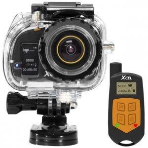 Xcel HD2 Sport Edition Kamera - Sort