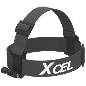 Xcel Strop til Hovedmontering - Sort