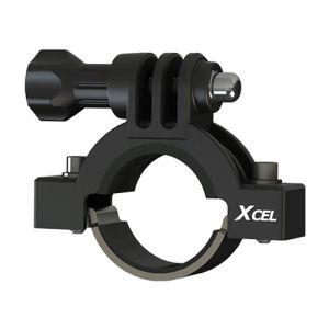"""Xcel Beslag til Action-kamera 0,91"""" til 1,38"""" Diameter - Sort"""