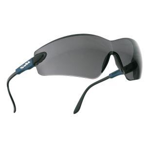Bolle Viper II Glasses Smoke Electric Blue Frame