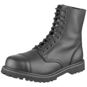 Brandit Phantom Støvler 10 Snørehuller - Sort