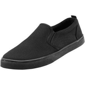 Brandit Southampton Slip-on Sneaker - Sort