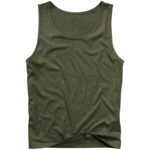 Brandit Tanktop - Olivenfarvet