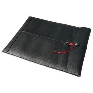 """Civilian Pro Manila-15 MacBook Pro 15"""" Laptopsleeve I Skind - Sort"""