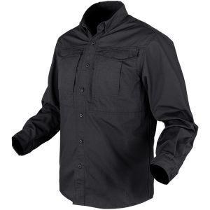 Condor Tac-Pro Skjorte - Sort