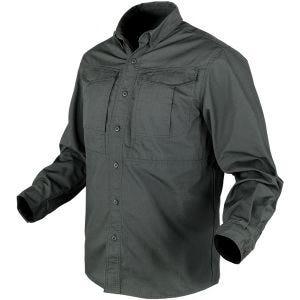 Condor Tac-Pro Skjorte - Graphite