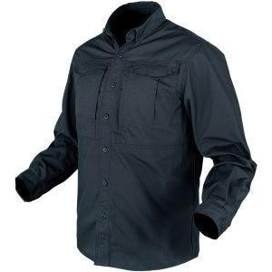 Condor Tac-Pro Skjorte - Navy Blue