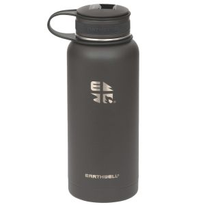 Earthwell Kewler Opener Vakuumflaske 946 ml - Volcanic Black