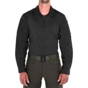 First Tactical Defender Skjorte Til Mænd - Sort