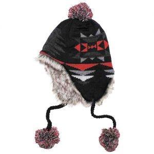 Fox Outdoor Peru Ica Hat - Sort/Rød
