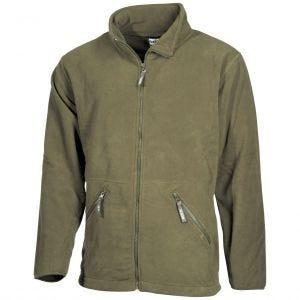 Fox Outdoor Fleece - Olivenfarvet