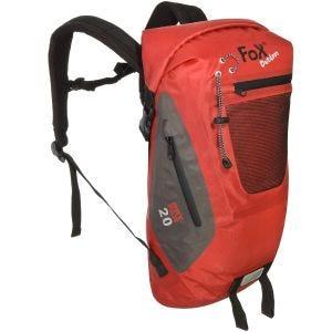 Fox Outdoor DRY PAK 20 Duffle Bag Vandtæt Rød