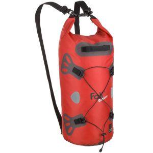 Fox Outdoor DRY PAK 30 Duffle Bag Vandtæt - Rød