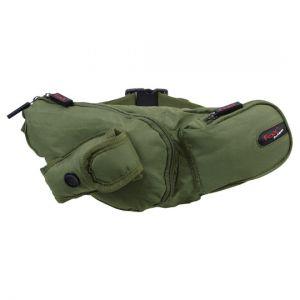 Fox Outdoor Bæltetaske - Olivenfarvet
