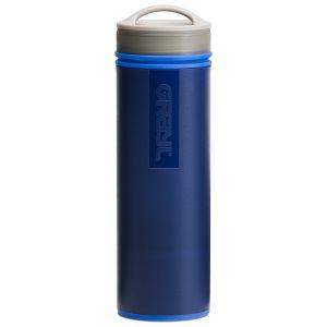 GRAYL Ultralight Vandrensende Flaske + Filter - Blå