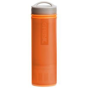 GRAYL Ultralight Vandrensende Flaske + Filter - Orange