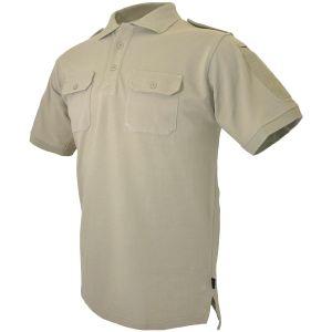 Hazard 4 Quickdry LEO Battle Poloshirt Uniformudskiftning - Tan