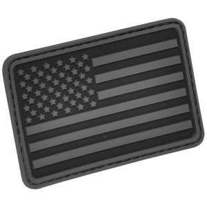 Hazard 4 USA Flag Left Arm Moralemærke - Sort