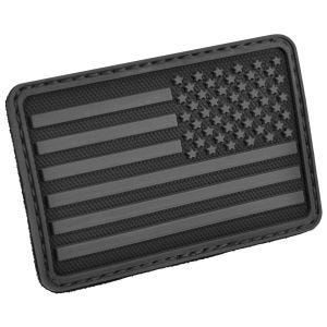 Hazard 4 USA Flag Right Arm Moralemærke - Sort