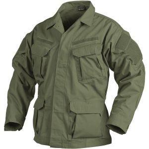 Helikon SFU NEXT Skjorte Polybomuld med Ripstop - Olive Green