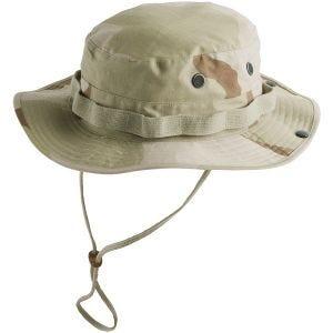 Helikon GI Boonie-hat - 3-Farvet Ørken