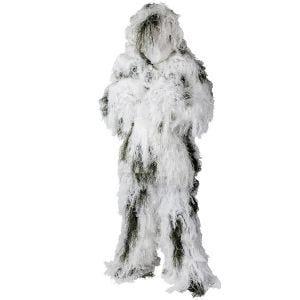 Helikon Camouflage Ghillie-dragt - Snow Camo