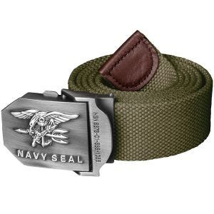 Helikon Navy Seal Bælte Polyester - Olive Green